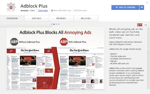 Adblocker Chrome Aktivieren