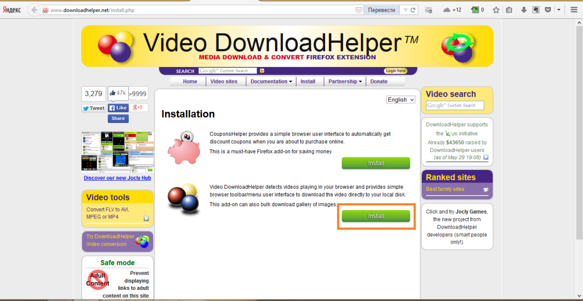 downloadhelper-for-firefox