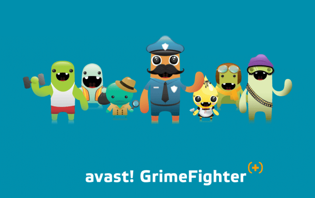 Антивирусная программа avast! GrimeFighter