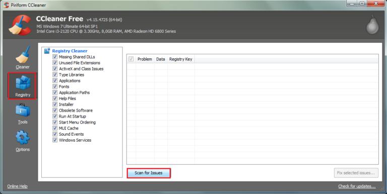 Download Ccleaner Pro Terbaru v532 Full Version Free