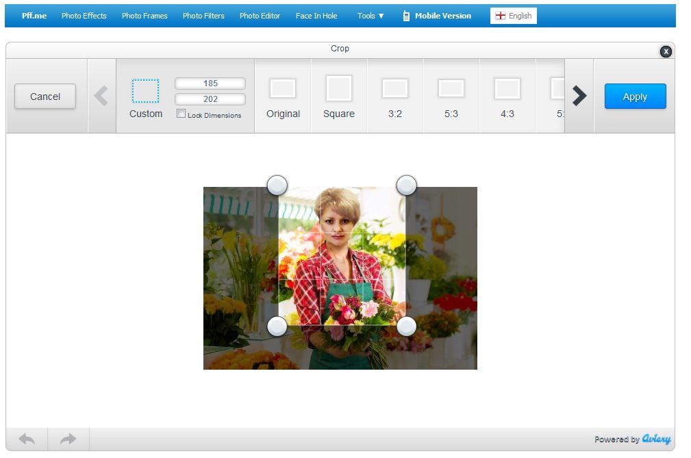 уменьшить размер фотографии онлайн: