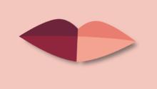 Как изменить размер и цвет губ в Фотошопе