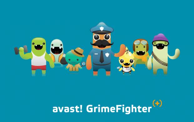 Антивирусная программа avast! GrimeFighter