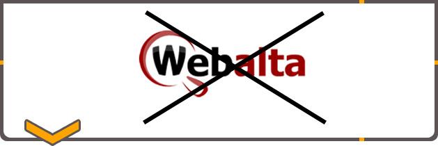 вебальта как удалить из хрома