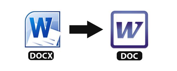 Скачать конвертер из docx в doc бесплатно. Конвертер DOCX (WORD) в DOC (WORD)